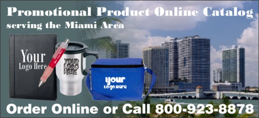 Promotional Products Miami, Florida